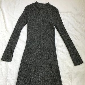 BCBGMaxAzria | Long Sleeve Sweater Dress Sz Small